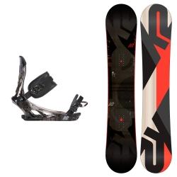 Pack K2 Standard + K2 Sonic Black 2018 pour homme, pas cher