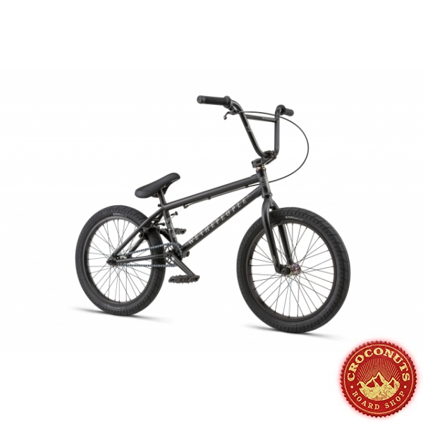 bmx Wethepeople Arcade matt black 2018