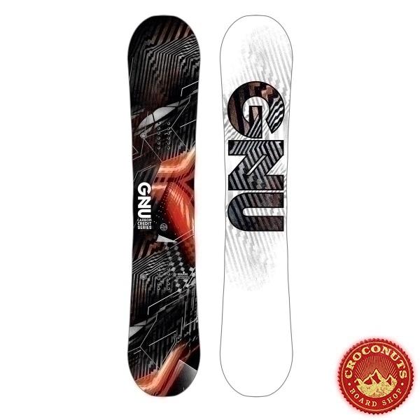 Board Gnu Asym Carbon Credit BTX 2019