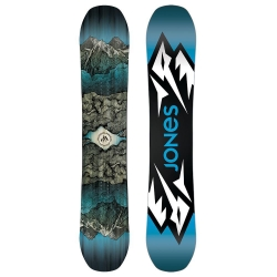 board Jones Snowboard Mountain Twin 2019 pour