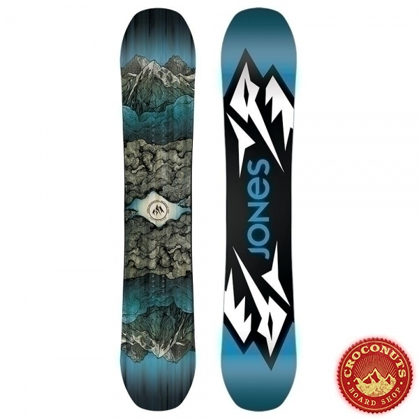 Board Jones Snowboard Mountain Twin 2019