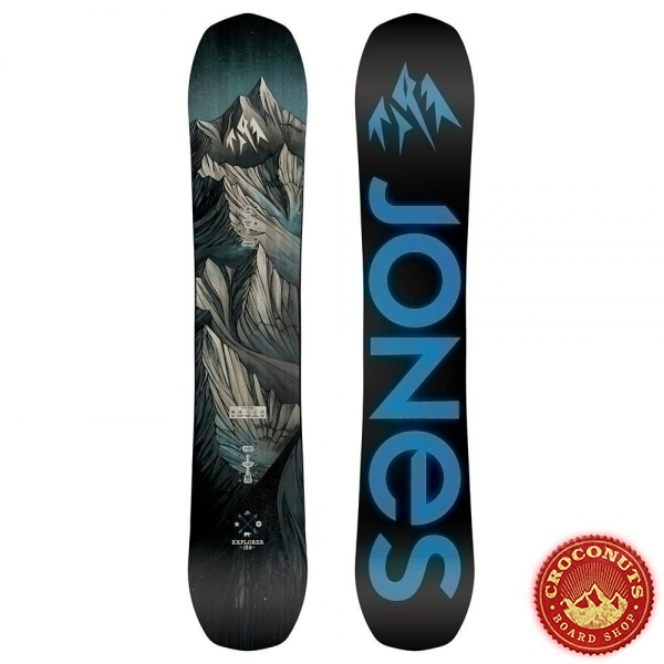 Board Jones Snowboard Explorer 2019