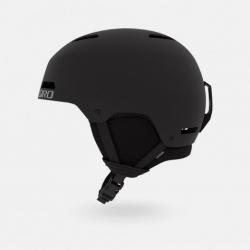 casque Giro Ledge FS Mat Black 2019 pour