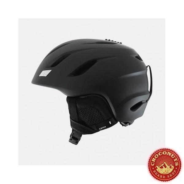 Casque Giro Nine Mat Black 2020