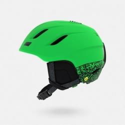 Casque Giro Nine Mat Bright Green 2019 pour homme
