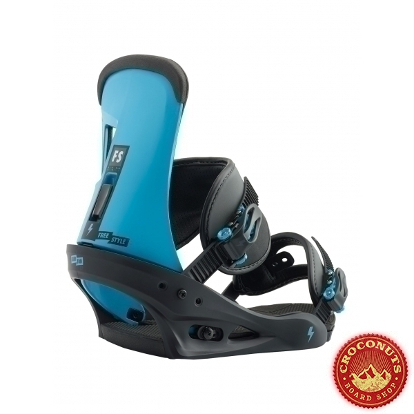 Fixations Burton Freestyle Colbalt Blue 2019