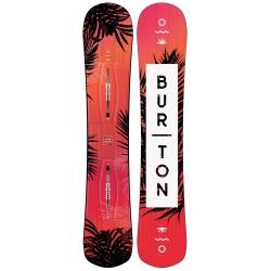 Board Burton Hideaway 2019 pour femme, pas cher