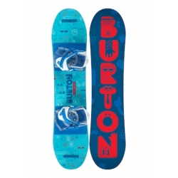 Pack Board Burton Afterschool + Fix 2019 pour enfant