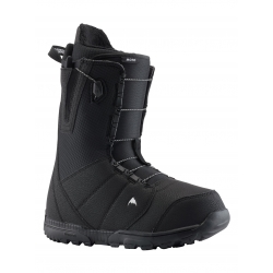 Boots Burton Moto Black 2019 pour homme, pas cher