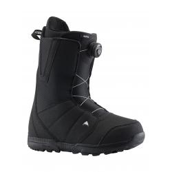 Boots Burton Moto Boa Black 2019 pour homme, pas cher