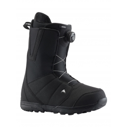Boots Burton Moto Boa Black 2021 pour homme, pas cher