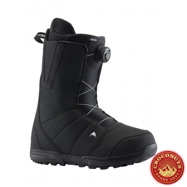 Boots Burton Moto Boa Black 2020