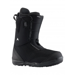 Boots Burton Swath Black 2019 pour homme, pas cher