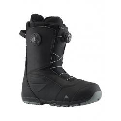 Boots Burton Ruler Boa Black 2021 pour homme, pas cher