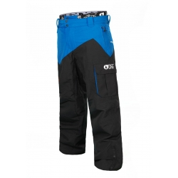 Pantalon Picture Styler Black Blue 2019 pour homme, pas cher