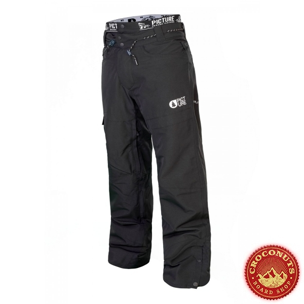 Pantalon Picture Under Black 2019