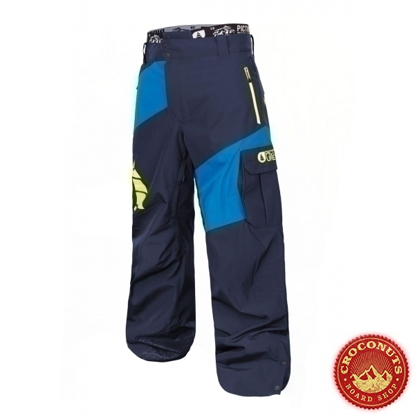 Pantalon Picture Alpin Dark Blue 2019