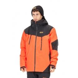 veste Picture Duncan Orange 2019 pour
