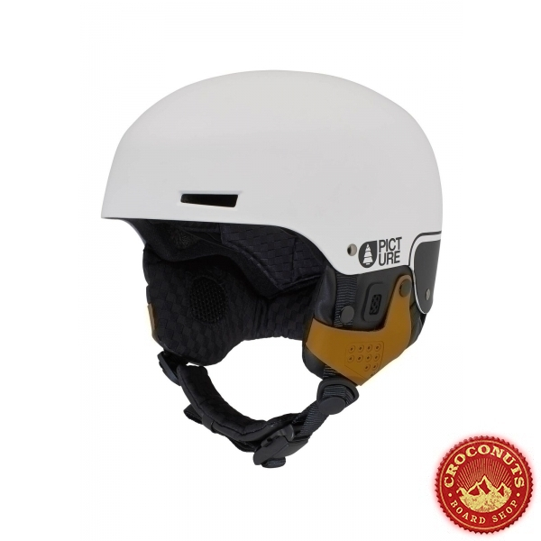 casque Picture Tempo White 2019