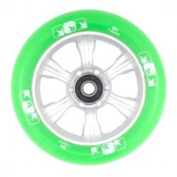 Roue Blunt 6 Spokes Green Chrome 2018 pour