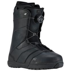 boots K2 Raider black 2019 pour homme