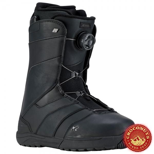Boots K2 Raider Black 2019