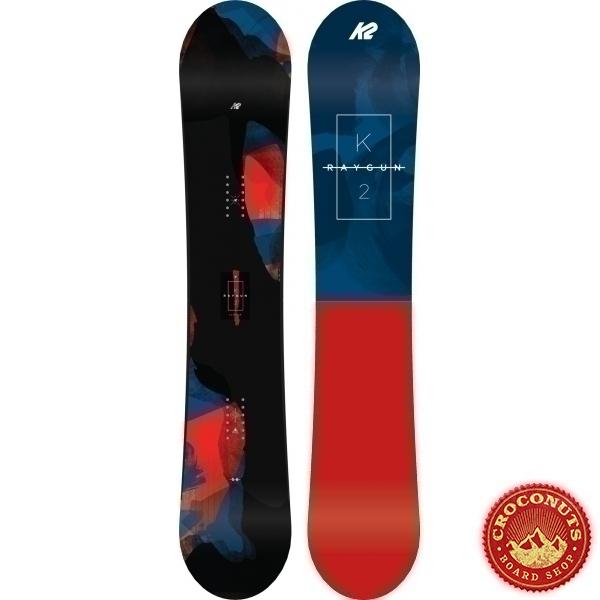 Board K2 Raygun 2019