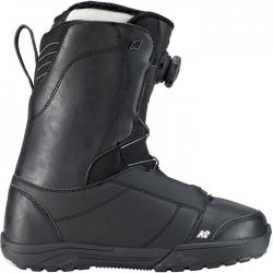 boots K2 Haven black 2019 pour femme