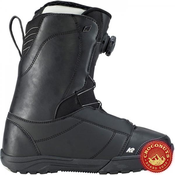 Boots K2 Haven Black 2019