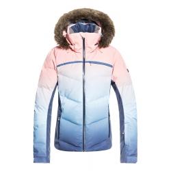veste Roxy snowstorm printed 2019 pour femme
