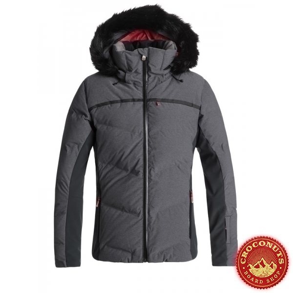 Veste Roxy snowstorm true black 2019