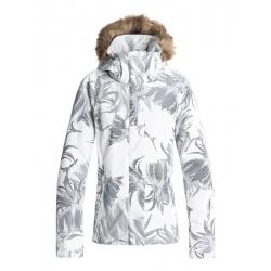 veste Roxy jet ski premium bright white swell flowers 2019 pour femme
