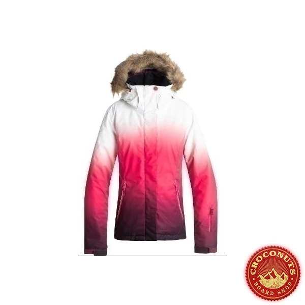 veste Roxy jet ski SE tea berry wave gradient 2019
