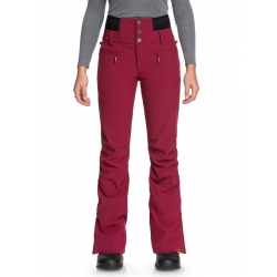 pantalon Roxy rising high beat red 2019 pour femme, pas cher