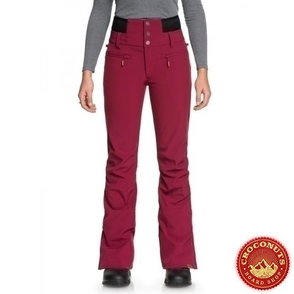 pantalon Roxy rising high beat red 2019