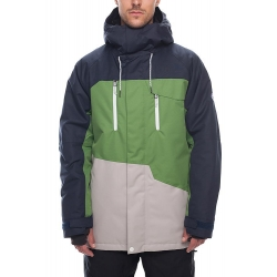 veste 686 geo insulated navy 2019 pour homme