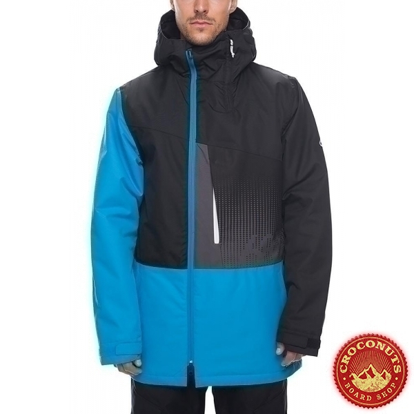 Veste 686 Icon Insulated Bluebird 2019