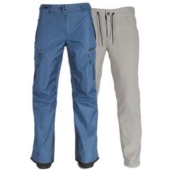 pantalon 686 smarty cargo bluesteel 2019 pour homme, pas cher