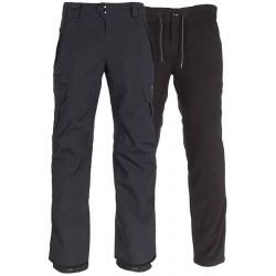 pantalon 686 smarty cargo black 2019 pour homme
