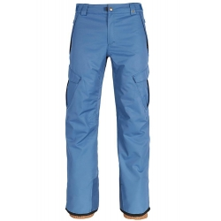 pantalon 686 infinity insulated cargo bluesteel 2019 pour homme