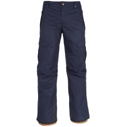 pantalon 686 infinity insulated cargo navy 2019 pour homme, pas cher