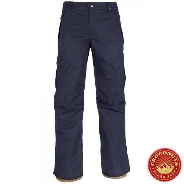 pantalon 686 infinity insulated cargo navy 2019