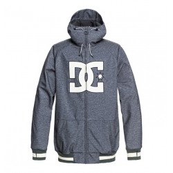 Veste DC Shoes Original Ppectrum Dark Shadow Heather 2019 pour homme, pas cher