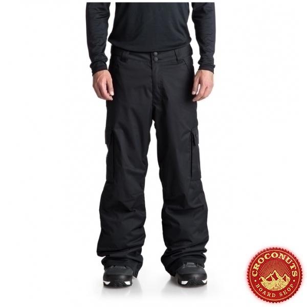 Pantalon DC Shoes Banshee Black 2019