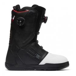 Boots DC Shoes Control Boa Black 2019 pour homme, pas cher
