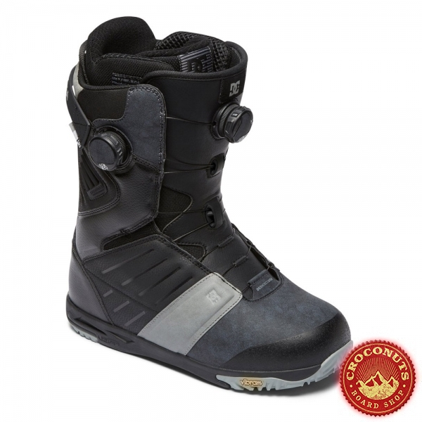 Boots DC Shoes Judge Boa Black 2019