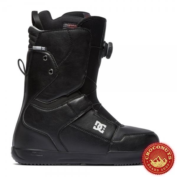 Boots DC Shoes Scout Boa Black 2019