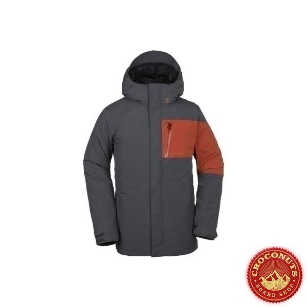 Vbk Gore Tex Cher Sur Veste Pas Snowboard Ins L Volcom 30 SCqpXw