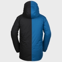Veste Volcom Fifty Fifty insulated Blue 2019