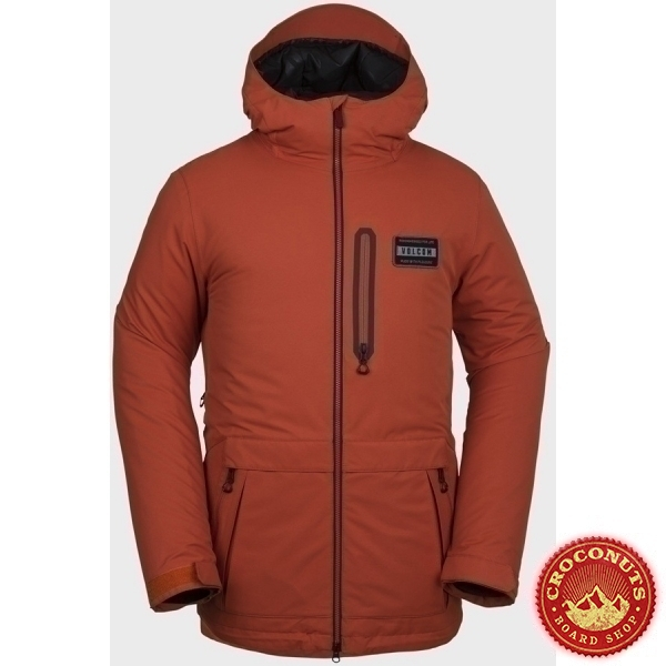 Veste Volcom Analyzer Insulated Bor 2019